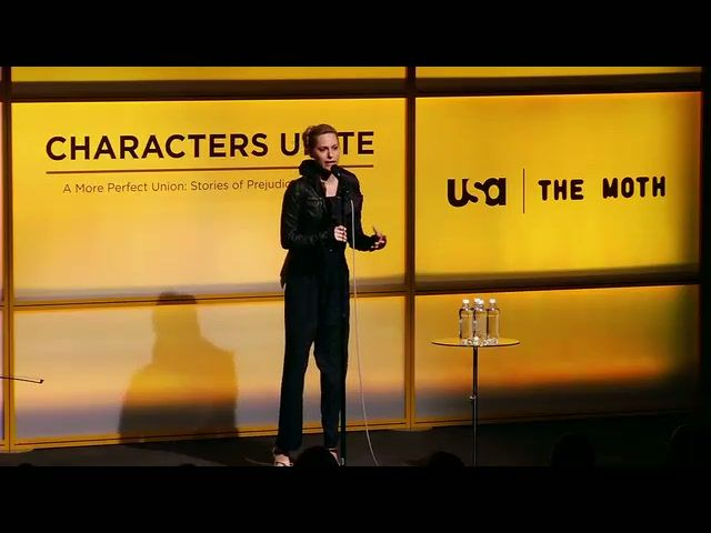 Characters Unite: The Moth - Aimee Mullins