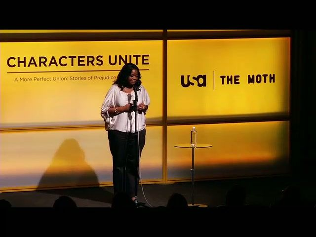 Characters Unite: The Moth - Octavia Spencer