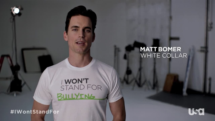 Characters Unite Bomer PSA