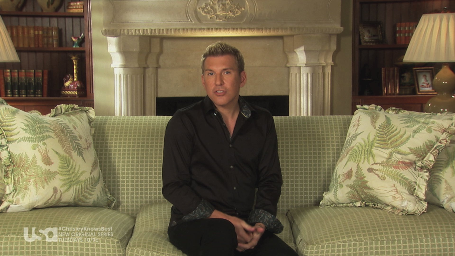 Todd Chrisley News, Todd Chrisley Bio and Photos | TVGuide.com