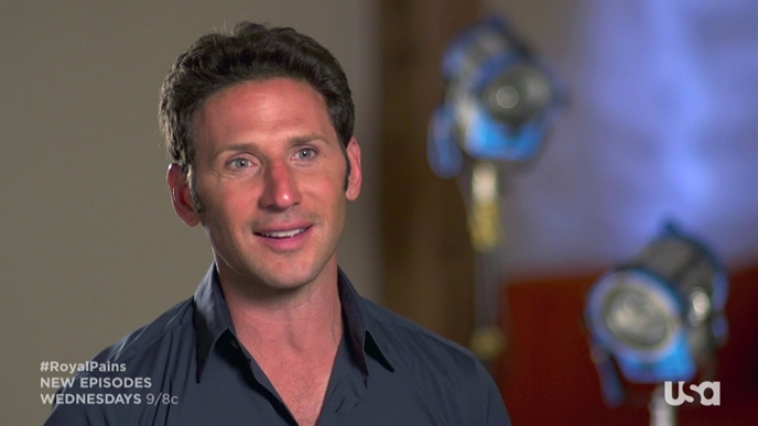 Cast Interview: Mark Feuerstein